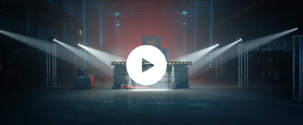 Hydrocube. Рекламный ролик